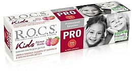 """Profumi e cosmetici Dentifricio """"Frutti di bosco"""" - R.O.C.S. PRO Kids"""