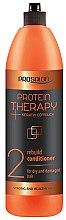 Profumi e cosmetici Balsamo rigenerante per capelli - Prosalon Protein Therapy + Keratin Complex Rebuild Conditioner