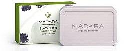 """Profumi e cosmetici Sapone viso """"Mora e Argilla Bianca"""" - Madara Cosmetics Blackberry and White Clay Soap"""