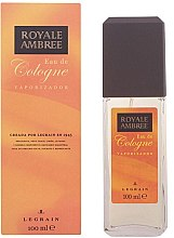 Profumi e cosmetici Legrain Royale Ambree - Colonia-spray