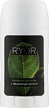 Profumi e cosmetici Deodorante da uomo con effetto 48 ore - Ryor Deodorant