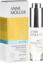 Profumi e cosmetici Booster viso - Anne Moller Blockage Multi-Protection Booster SPF50+