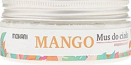 Profumi e cosmetici Mousse corpo - Mohani Natural Mango Mousse
