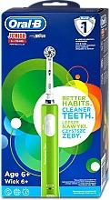 Profumi e cosmetici Spazzolino da denti elettrico per bambini, dai 6 anni - Oral-B Braun Junior