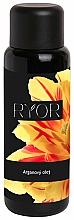 Profumi e cosmetici Olio di argan - Ryor Argan Oil