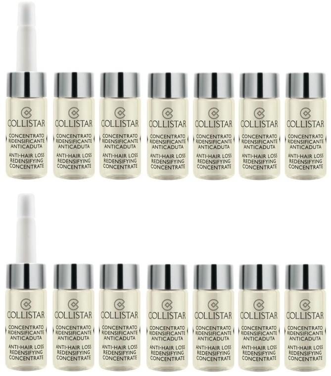 Concentrato capelli ridensificante anti-caduta - Collistar Anti-Hair Loss Redensifying Concentrate — foto N2