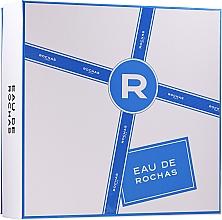 Profumi e cosmetici Rochas Eau De Rochas - Set (edt/100ml + edt/20ml + b/lot/100ml)