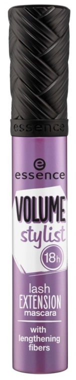 "Mascara volumizzante ""Effetto Ciglia Finte"" - Essence Volume Stylist 18h Lash Extension Mascara"