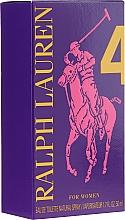 Ralph Lauren The Big Pony Collection 4 For Women - Eau de toilette  — foto N1