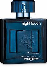 Profumi e cosmetici Franck Olivier Night Touch - Eau de toilette
