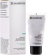 Profumi e cosmetici Maschera purificante all'argilla per la pelle grassa - Academie Purifying Mask
