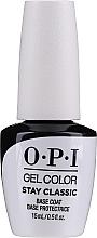 Profumi e cosmetici Base protettiva - O.P.I. Stay Classic Base Coat