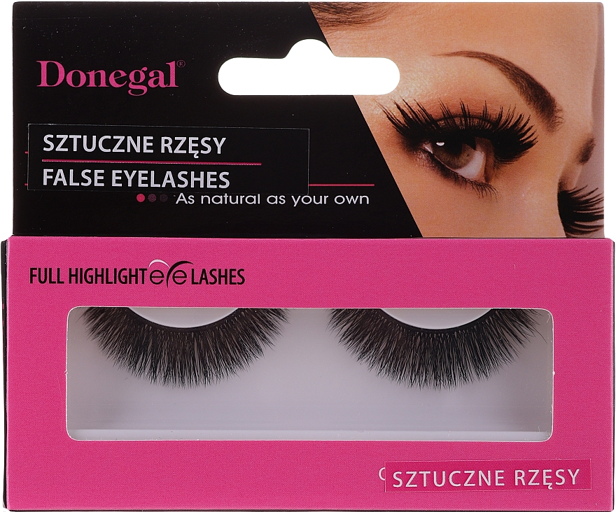 Ciglia finte - Donegal False Eyelashes — foto N1