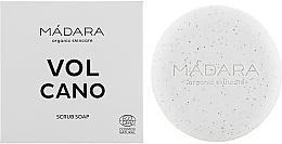 Profumi e cosmetici Sapone-scrub detergente viso - Madara Cosmetics Volcano Srub Soap