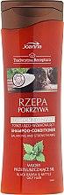 "Profumi e cosmetici Shampoo-balsamo ""Rapa e ortica"" - Joanna Balancing And Strengthening Shampoo-Conditioner"