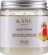 "Profumi e cosmetici Scrub corpo ""Mango"" - Kanu Nature Mango Body Scrub"