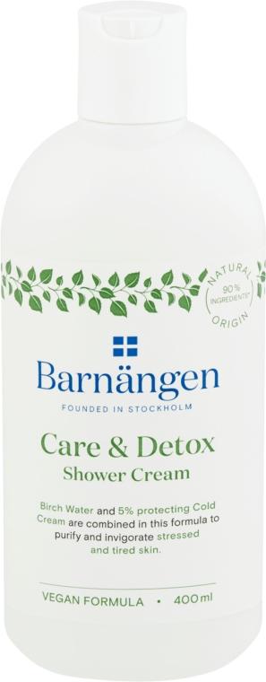 "Gel doccia ""Cura e disintossicazione"" - Barnangen Care & Detox Shower Cream"
