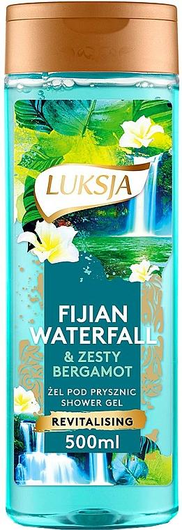 Gel doccia - Luksja Fijian Waterfall Shower Gel