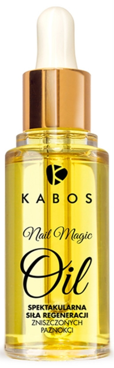 Olio unghie rigenerante - Kabos Nail Magic Oil