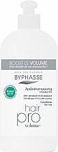 """Profumi e cosmetici Condizionante per capelli """"Foglie di limone e tè bianco"""" - Byphasse Hair Pro Volum Conditioner"""