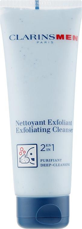 Esfoliante viso purificante - Clarins Men Exfoliating Cleanser — foto N1