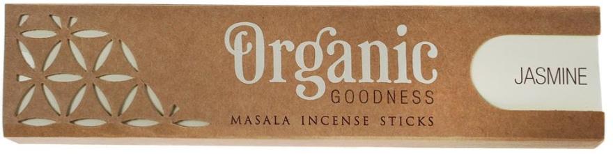 Bastoncini di incenso - Song Of India Organic Goodness Jasmine