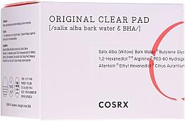 Dischi detergenti con acidi BHA - Cosrx One Step Original Clear Pads — foto N1