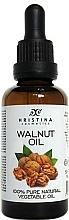 Profumi e cosmetici Olio di noci - Hristina Cosmetics Pure Walnut Oil