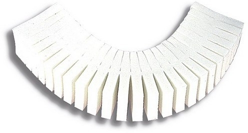 Spugna trucco, bianco, 25 pz. 9671 - Donegal Sponge Make-Up