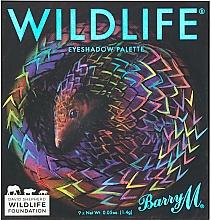 Profumi e cosmetici Palette ombretti - Barry M Cosmetics Wildlife Eyeshadow Palette Pangolin