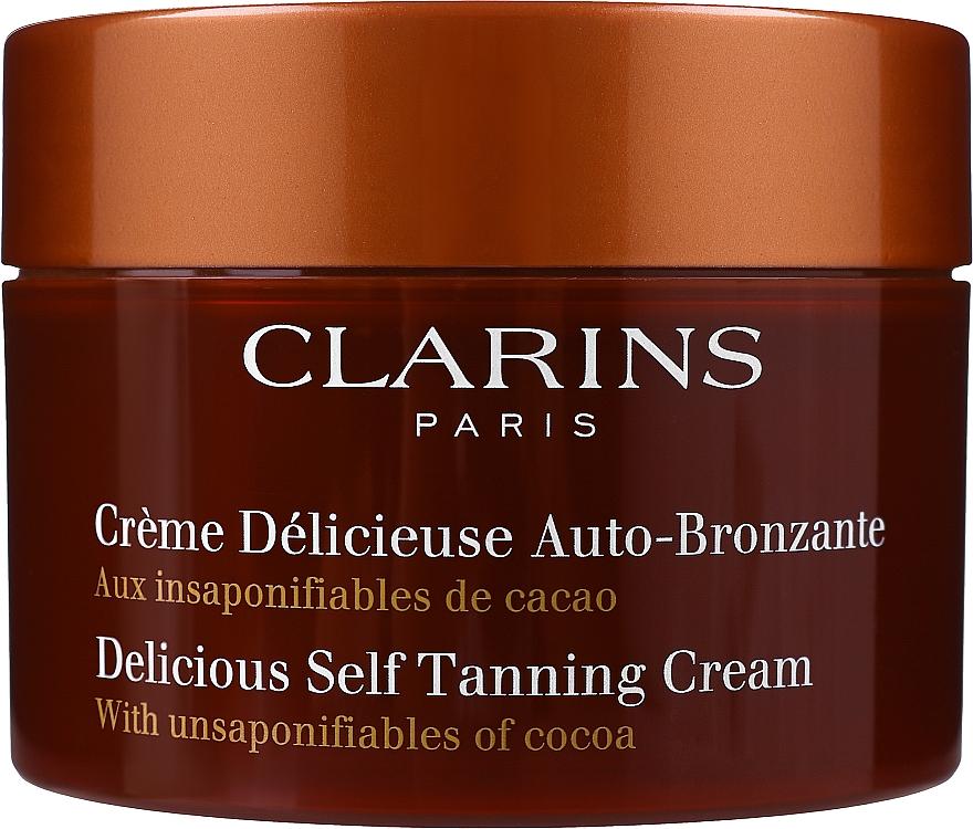 Crema - Clarins Delicious Self Tanning Cream
