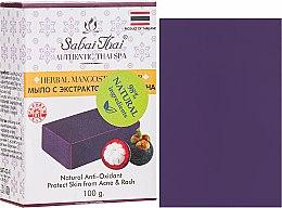 Profumi e cosmetici Sapone con estratto di mangostano - Sabai Thai Herbal Mangosteen Soap