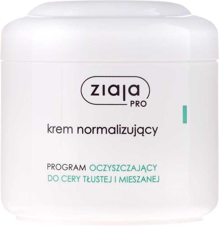 Crema normalizzante viso - Ziaja Pro Normalizing Cream