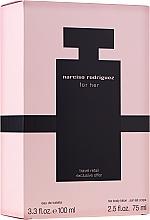 Profumi e cosmetici Narciso Rodriguez For Her - Set (edt/100ml + body/cr/75ml)