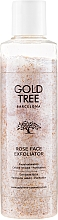 Profumi e cosmetici Esfoliante viso - Gold Tree Barcelona Rose Face Exfoliation