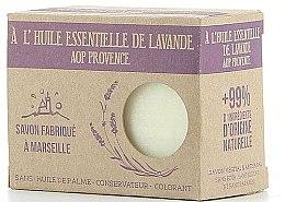 Profumi e cosmetici Sapone di Marsiglia all'olio di lavanda - Foufour Savon A l'Huile Essentielle de Lavande AOP Provence