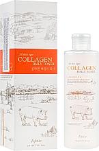 Profumi e cosmetici Tonico al collagene - Esfolio Collagen Daily Toner
