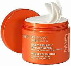 Profumi e cosmetici Spugne per il viso - Strivectin Advanced Resurfacing Daily Reveal Exfoliating Pads