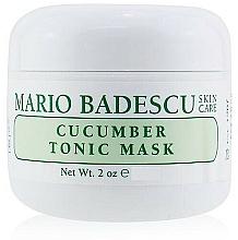 "Profumi e cosmetici Maschera viso ""Cetriolo"" - Mario Badescu Cucumber Tonic Mask"