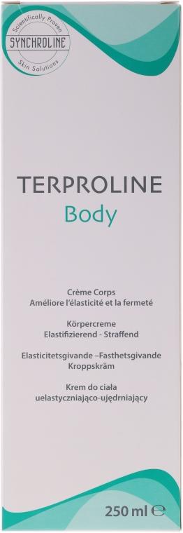 Crema rigenerante per corpo - Synchroline Terproline Body Cream