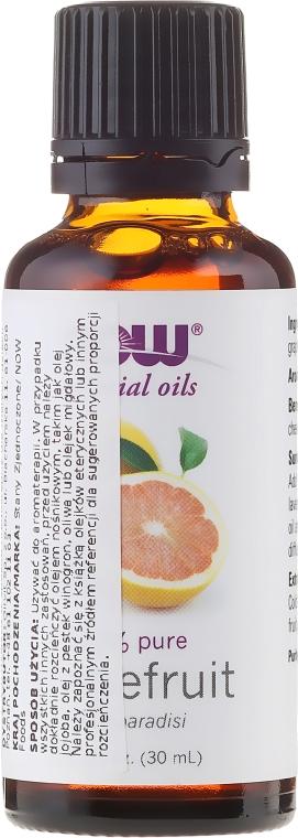 Olio esenziale di pompelmo - Now Foods Grapefruit Essential Oils