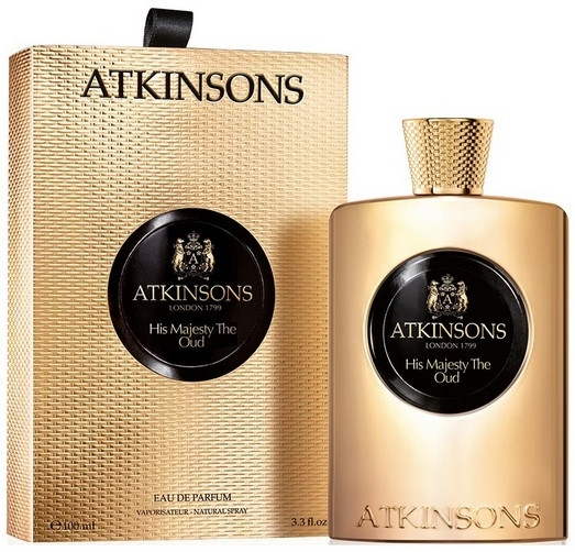 Atkinsons His Majesty The Oud - Eau de Parfum