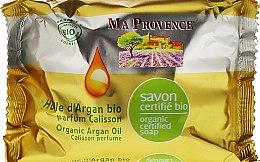 """Profumi e cosmetici Sapone organico all'aroma di calisson """"Olio di Argan"""" - Ma Provence Nature Soap"""