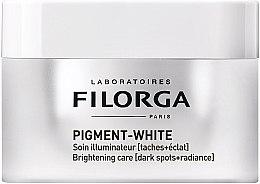 Profumi e cosmetici Crema viso schiarente - Filorga Pigment White Brightening Care