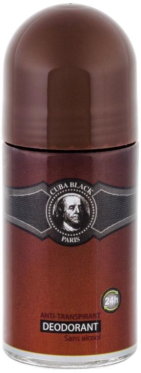 Cuba Black - Deodorante