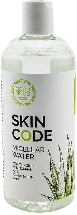 Acqua micellare idratante per pelli normali e miste - Good Mood Skin Code Micellar Water — foto N1