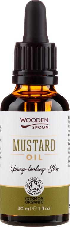 Olio di senape - Wooden Spoon Mustard Oil