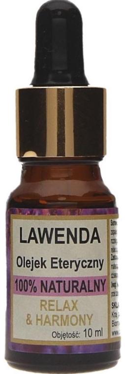Olio essenziale di lavanda - Biomika Lavender Oil