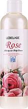 Profumi e cosmetici Gel doccia - Lebelage Relaxing Rose Body Cleanser