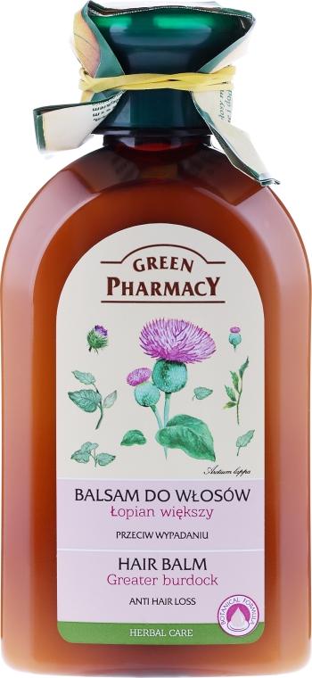 Balsamo anti caduta dei capelli - Green Pharmacy